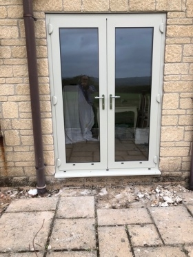 Alitherm Plus French Doors