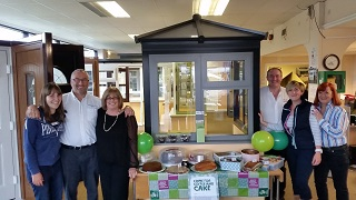Salisbury Glass Supporting Macmillan Cancer Charity