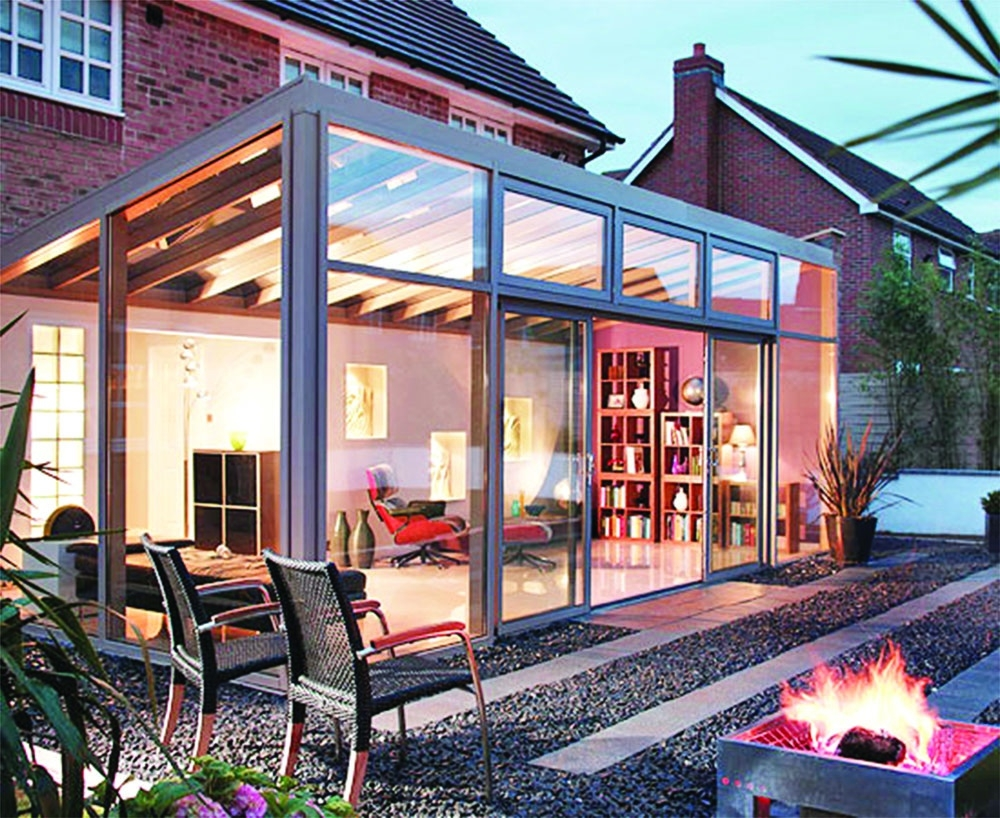 Stand Alone Conservatory Designs : Top conservatory design ideas salisbury glass